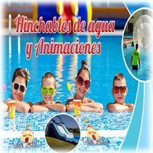 Fiestas del agua en Malaga