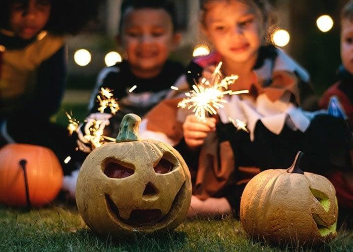 Animacion fiesta Halloween