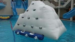 Alquiler de castillos hinchables acuático