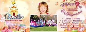 Fiestas Infantiles Princesas
