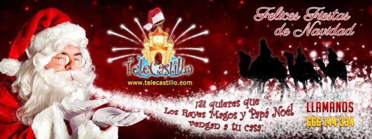 Animaciones Infantiles Fiesta de navidad malaga