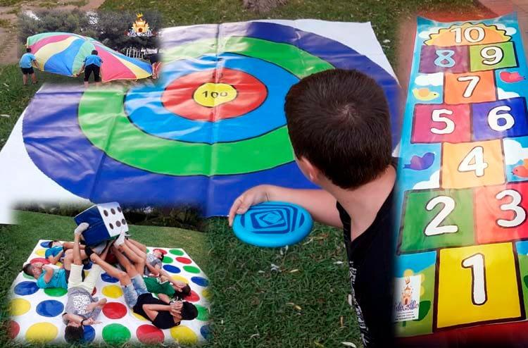 Juegos fiestas infantiles