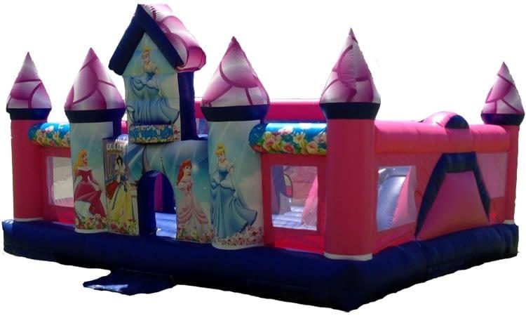 Castillo hinchable Princesas